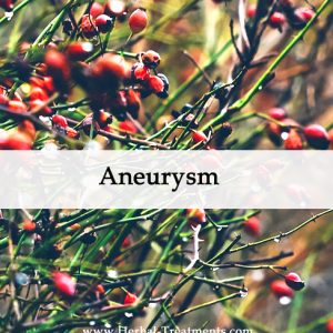Herbal Medicine for Aneurysm