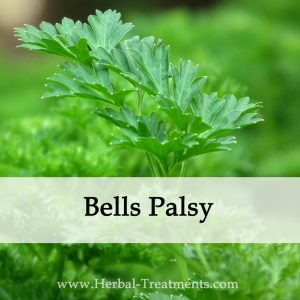 Herbal Medicine for Bells Palsy