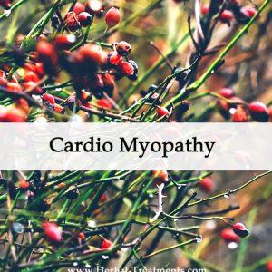 Herbal Medicine for Cardio Myopathy