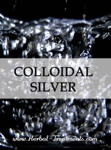 Colloidal Silver Antibiotic for Cats