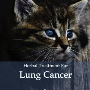 Herbal Treatment for Cancer - Lung Cancer in Cats