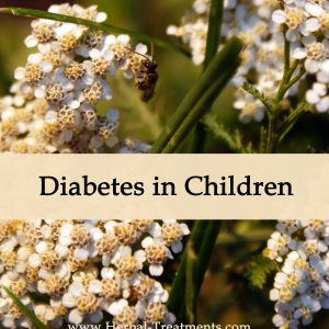 Herbal Medicine for Diabetes in Children