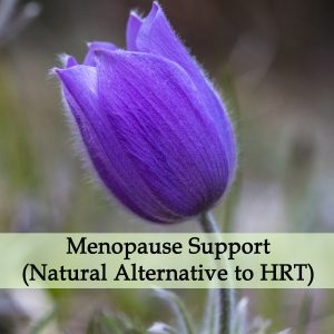 Herbal Medicine for Menopause (Natural Alternative to HRT)