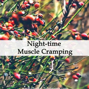 Herbal Medicine for Night-time Muscle Cramping