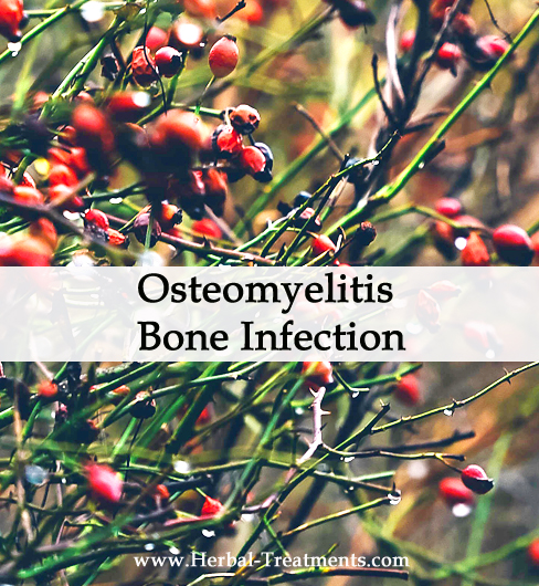 Herbal Medicine for Osteomyelitis Bone Infection - Caraf Avnayt's Herbal Treatments