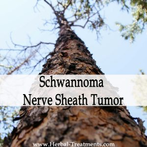 Herbal Medicine for Schwannoma - Nerve Sheath Tumor