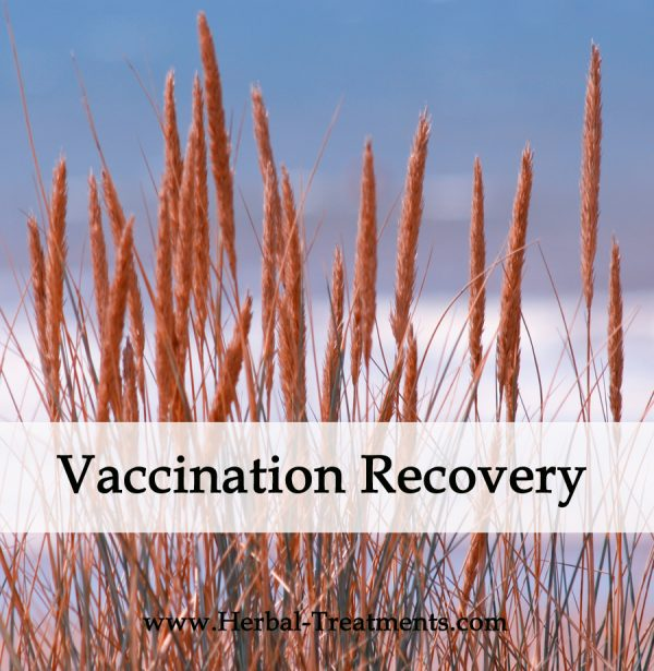 Herbal Medicine for Vaccination Recovery & Side-effects